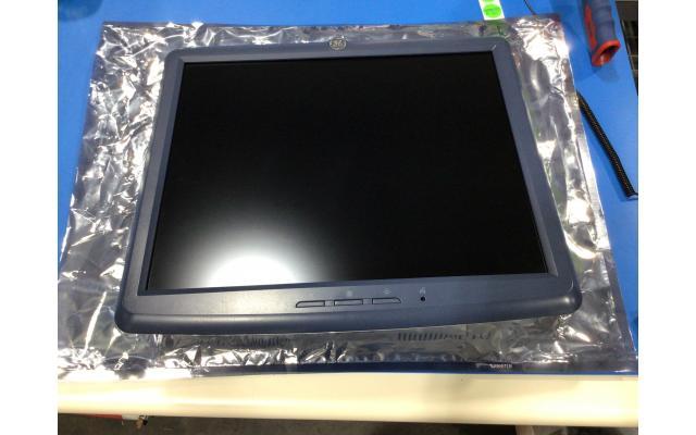 GE 19 in. LED LCD - USB2.0 HUB Monitor - Part# 5392293-23 - Logiq E9